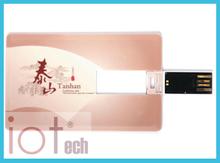 Credit card flash drive, usb disk , memory stick, UP016
