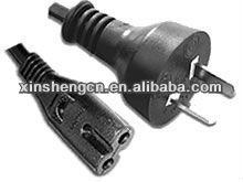 Argentina IRAM 2063:1982 Argentina Plug to IEC 60320 C7