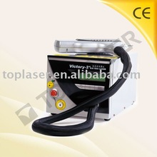 portable tattoo removal nd yag ktp laser