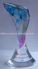 Color printing Crystal