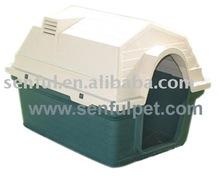 Durable Dog Plastic House Pet Kemmel Dog House