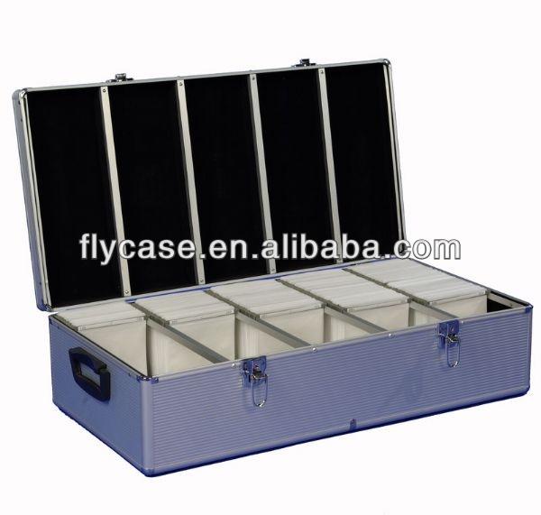 2013 silver aluminium CD case,aluminumn cd box,cd/dvd case,aluminium cd /dvdholder , cd case