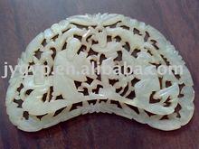white jade pieces, fashion jade pieces pendent
