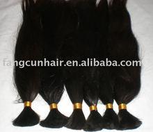 hair braiding/raw hair/chinese/hair bulk