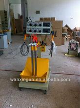 Box Feeder Vibrating Powder Coating Unit Systems