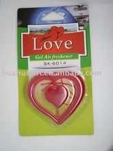 car gel air freshener