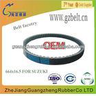 SUZUKI belt 664X16.5 OEM 27601-09E00 ATV/Snowmobile/motorcycles
