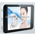 42 polegadas forma ipad lcd display advertising ipad gabinete quiosque de mesa/montagem na parede
