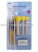 21336 stencil brush