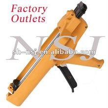 Dual Caulking Gun, Epoxy Caulking Applicator, Plastic Dispensing Gun for epoxy, polyureas and coatings in construction&concrete