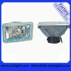 H4 bulb 12V pairs Off road universal led driving light head light LED Square fog light
