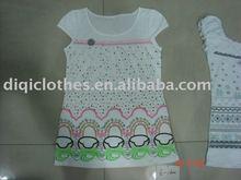 alibaba china children clothing cotton spandex children girls printed t shirt wholesale