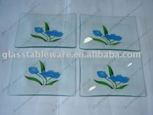 tempered glass dishware,tempered glass underplate,tempered glass plate