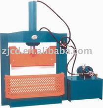 Plastic hydraulic cutter
