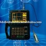 Digital ultrasonic flaw detector