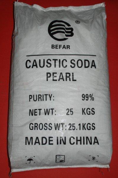 caustic soda PEARL FLAKE BEAD
