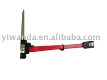 red color highest speed esata extension cable