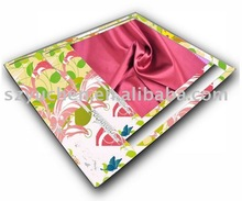 polyester twisting fabric/ satin/ dresses