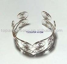 stylish simple lamb leather bracelet 2012 fashion bracelet