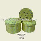 fabric hat box sets