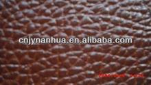 Pvc embossed vaccum sofa Leather