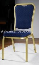 Aluminium / Steel Hotel Banquet Chair