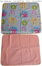 baby cotton change mat