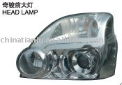 Head Lamp For NISSAN X-TRAIL