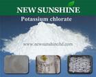 Potassium chlorate KClO3 CAS NO. 3811-04-9