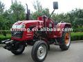 tractor de ruedas