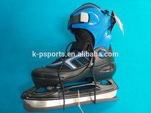 2300 Kids Size Adjustable Ice Hockey Skating Shoes