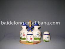 ceramic cruet