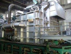 Al Alloy holding Furnace(industrial furnace)