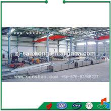 vegetable&fruit drying production plant/pretreatment processing line