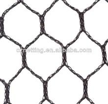 100% HDPE heavy knitted aviary net