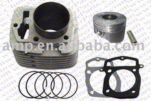 65.5MM 15MM 81MM Cylinder kit Loncin ZongShen 250CC 165FMM Engine Kaya Xmotos Apollo Tmax Pit Dirt Bike Parts