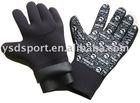 neoprene glove for surfing