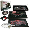 4-in-1 Casino set/plastic roulette set