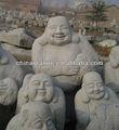 Buddha granito carving estátua