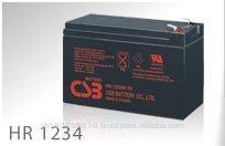vrla battery HR1234W