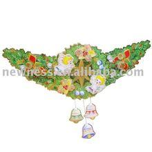 2012 hot christmas sticker(to door service+stock)