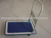 Folding Push hand cart 150kgs