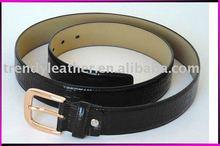 2012 fashion leather belt