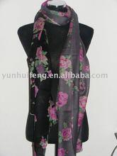 real pashmina printing shawl