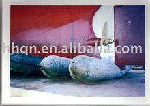 Boat pneumatic airbag