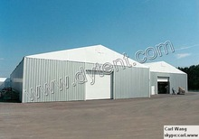 warehouse tent 25x40m storage hot cold weather