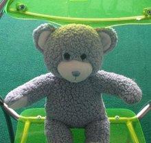 soft boa bear stuffed bear teddy bear