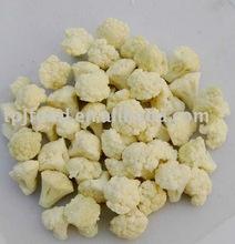 Frozen delicious white Cauliflower