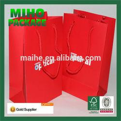 High quality Shopping paper bag,gift paper bag