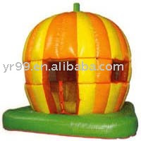 Pumpkin Inflatable Jumper House